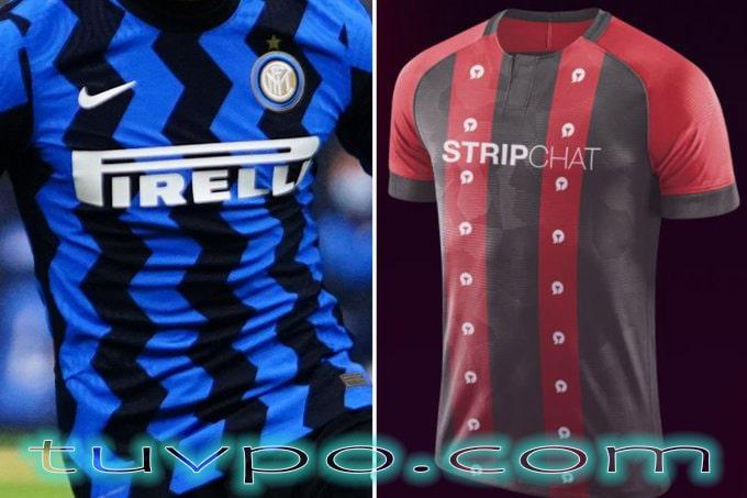 Sponsor Baru Inter Milan, Perusahaan Porno Stripchat